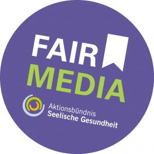fairmedia_aktionslogo- Aktionsbündnis Seelische Gesundheit