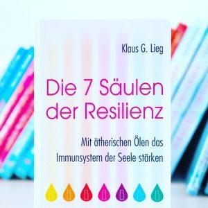Resilienz und ätherische Öle Buch