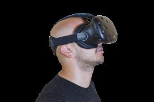 Virtual Reality-Therapie -Virtual Reality Expositionstherapie